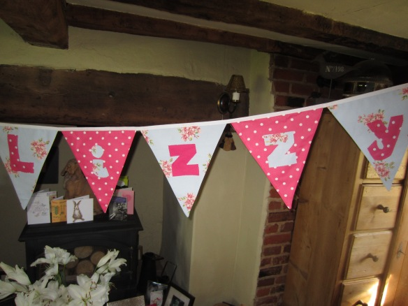 Lizzy's Bunting